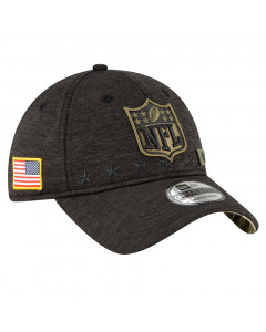 NFL Logo New Era 9TWENTY NFL 2020 Official Salute to Service kapa