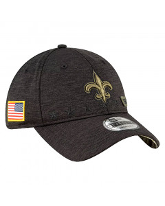 New Orleans Saints New Era 9TWENTY NFL 2020 Official Salute to Service kapa