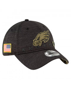 Philadelphia Eagles New Era 9TWENTY NFL 2020 Official Salute to Service kapa