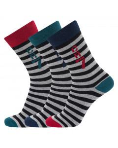 CR7 3x Kinder Socken