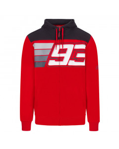 Marc Marquez MM93 Number Stripes Kapuzenjacke