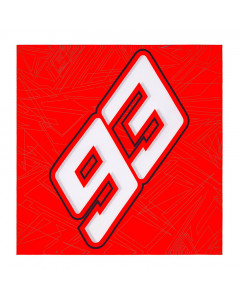 Marc Marquez MM93 Big Number marama
