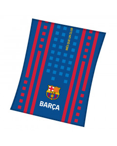 FC Barcelona Decke 110x140