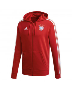FC Bayern München Adidas 3S jopica s kapuco