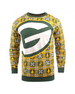 Green Bay Packers Big Logo Pullover