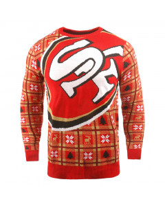 San Francisco 49ers Big Logo Pullover