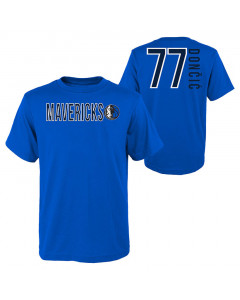 Luka Dončić Dallas Mavericks N&N T-Shirt
