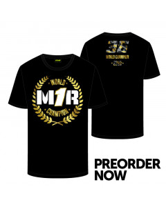 Joan Mir JM36 World Champion 2020 T-Shirt