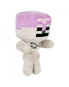 Minecraft Jinx Happy Explorer Skeleton Horseman plišasta igrača