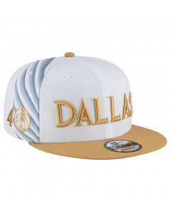 Dallas Mavericks New Era 9FIFTY 2020 City Series Official Mütze