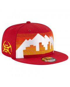 Denver Nuggets New Era 9FIFTY 2020 City Series Official kapa