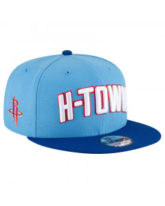 Houston Rockets New Era 9FIFTY 2020 City Series Official kapa