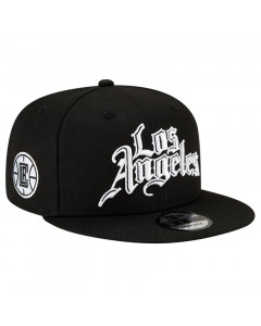 Los Angeles Clippers New Era 9FIFTY 2020 City Series Official kapa