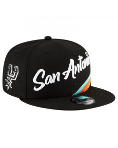 San Antonio Spurs New Era 9FIFTY 2020 City Series Official Mütze