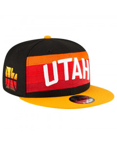 Utah Jazz New Era 9FIFTY 2020 City Series Official kapa