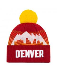 Denver Nuggets New Era 2020 City Series Official Wintermütze
