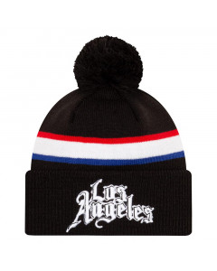 Los Angeles Clippers New Era 2020 City Series Official Wintermütze
