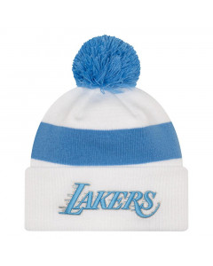 Los Angeles Lakers New Era 2020 City Series Official Wintermütze