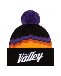 Phoenix Suns New Era 2020 City Series Official Wintermütze