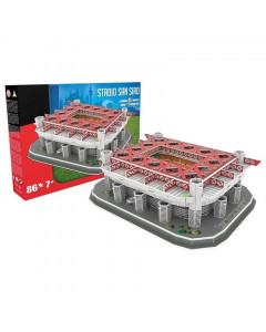 San Siro 3D Stadium Puzzle