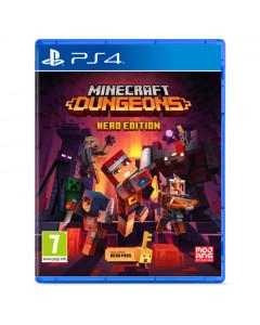 Minecraft Dungeons Hero Edition igra PS4