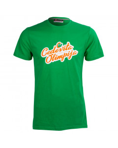 KK Cedevita Olimpija T-Shirt Retro