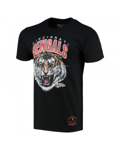 Cincinnati Bengals Mitchell & Ness Animal T-Shirt
