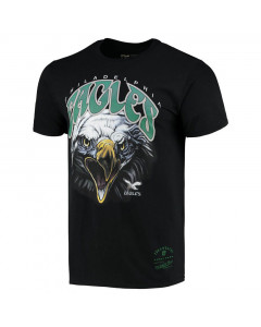 Philadelphia Eagles Mitchell & Ness Animal T-Shirt