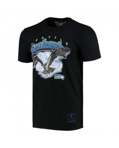 Seattle Seahawks Mitchell & Ness Animal T-Shirt