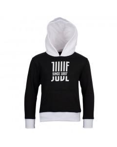 Juventus dječji pulover sa kapuljačom