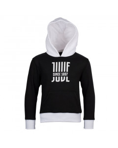 Juventus otroški pulover s kapuco