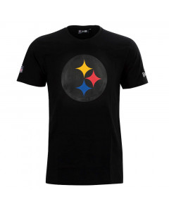Pittsburgh Steelers New Era QT Outline Graphic T-Shirt