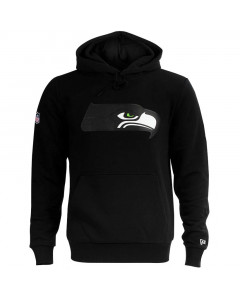 Seattle Seahawks New Era QT Outline Graphic Kapuzenpullover Hoody
