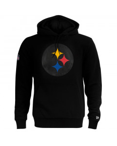 Pittsburgh Steelers New Era QT Outline Graphic pulover s kapuco