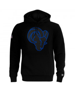 Los Angeles Rams New Era QT Outline Graphic Kapuzenpullover Hoody