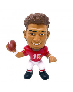 Patrick Mahomes 15 Kansas City Chiefs Big Shot Ballers Figur