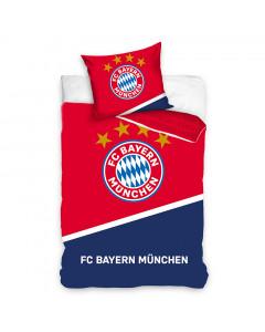 FC Bayern München Bettwäsche 140x200