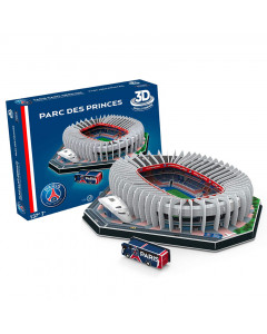 Paris Saint-Germain Parc de Princes 3D Stadium puzzle