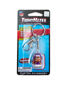 Minnesota Vikings TeenyMate Tagalong privjesak