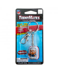 New England Patriots TeenyMate Tagalong privjesak