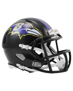 Baltimore Ravens Riddell Speed Mini Helm
