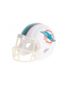 Miami Dolphins Riddell Pocket Size Single Helm