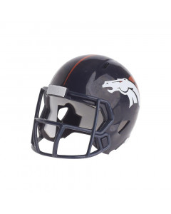 Denver Broncos Riddell Pocket Size Single Helm