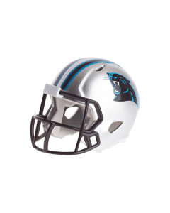 Carolina Panthers Riddell Pocket Size Single kaciga