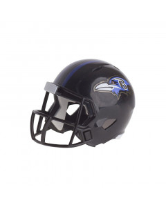 Baltimor Ravens Riddell Pocket Size Single Helm