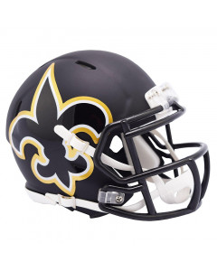New Orlwans Saints Riddell AMP Speed Mini kaciga