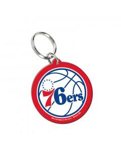 Philadelphia 76ers Premium Logo Schlüsselanhänger