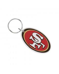 San Francisco 49ers Premium Logo Schlüsselanhänger