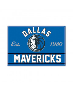 Dallas Mavericks Team Magnet