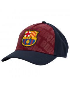 FC Barcelona Soccer Red Mütze